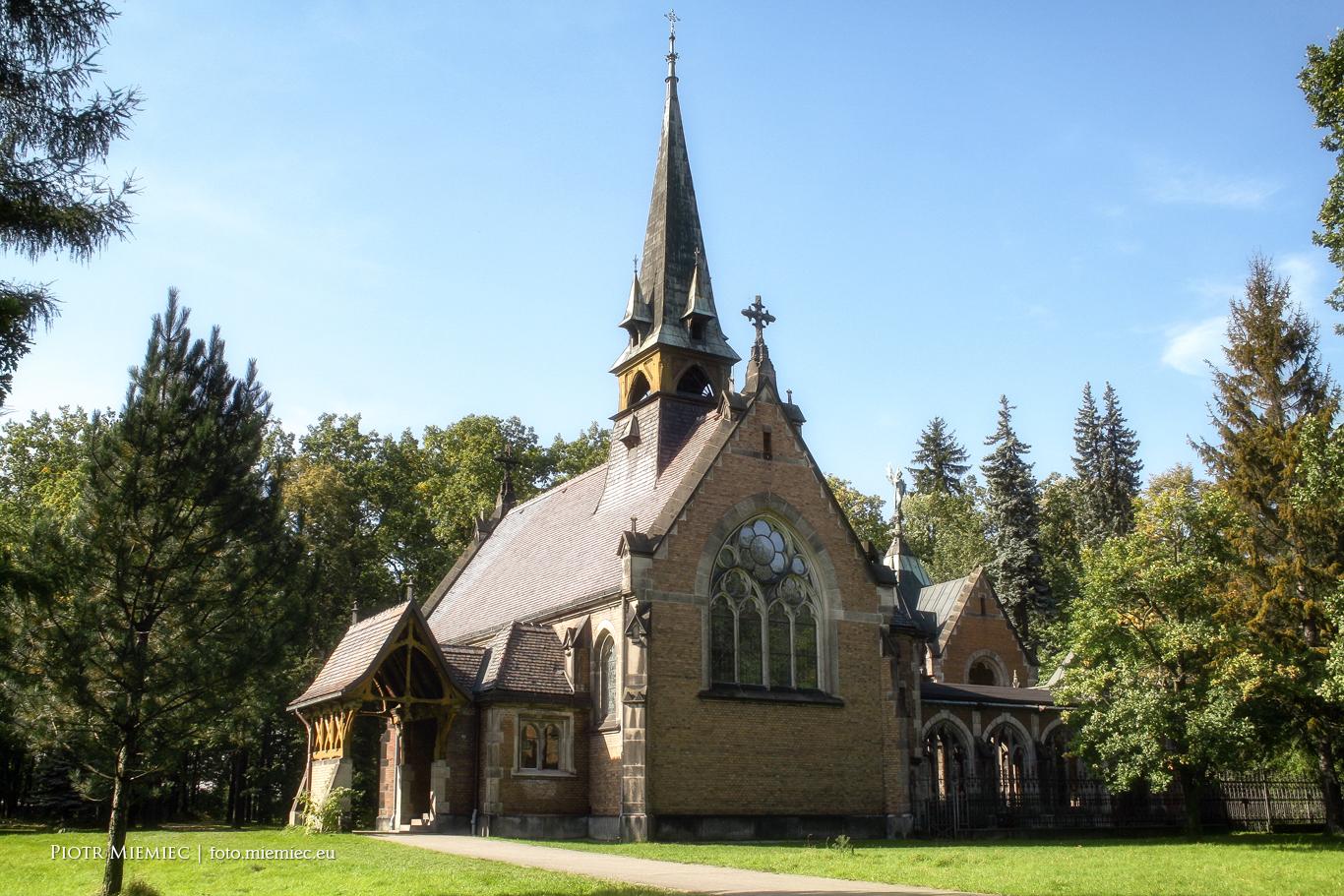 Świerklaniec kościół
