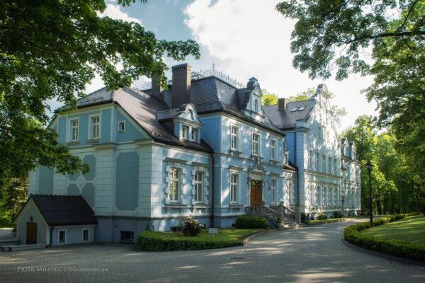 Pałac w Kokoszycach – maj 2012