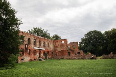 Pałac w Łubowicach – lipiec 2012