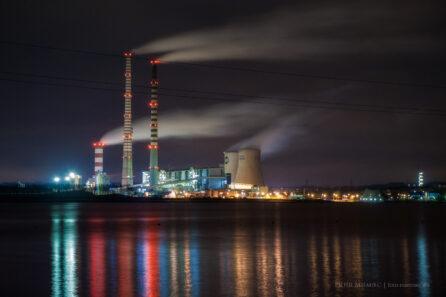 Elektrownia Rybnik – styczeń 2013