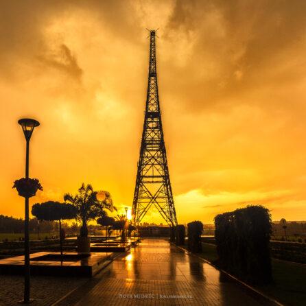 Nasza śląska Wieża Eiffla