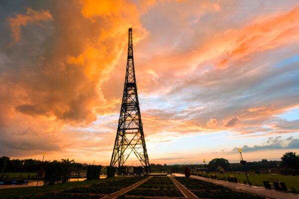 Radiostacja w Gliwicach