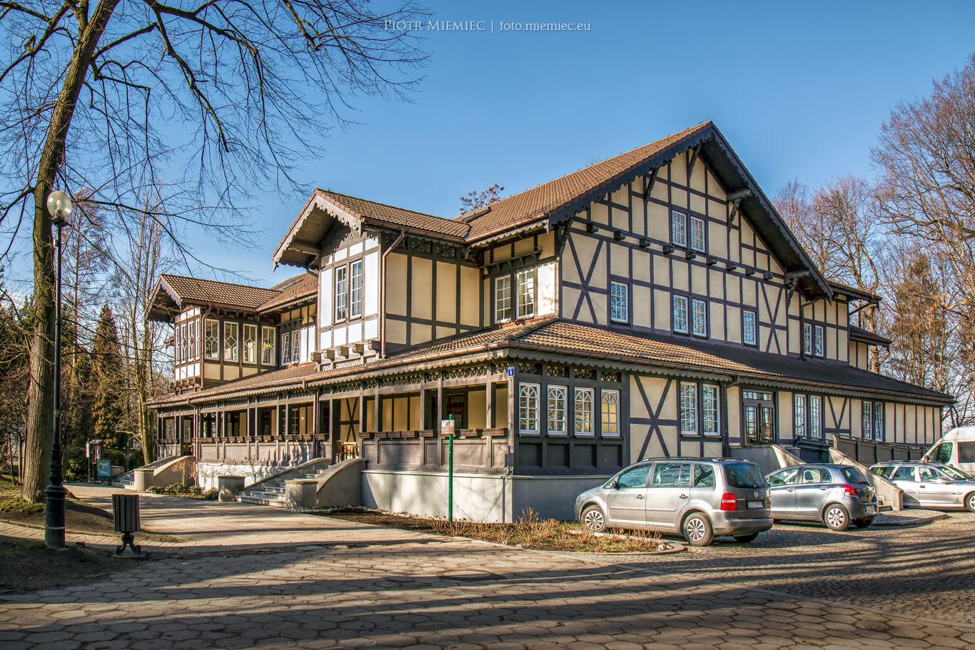 Dom Zdrojowy w Jastrzębiu-Zdroju – luty 2016