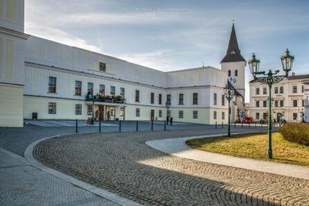 Pałac Frysztat w Karwinie – luty 2016