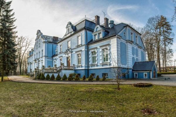Pałac w Wodzisławiu Śląskim – Kokoszycach