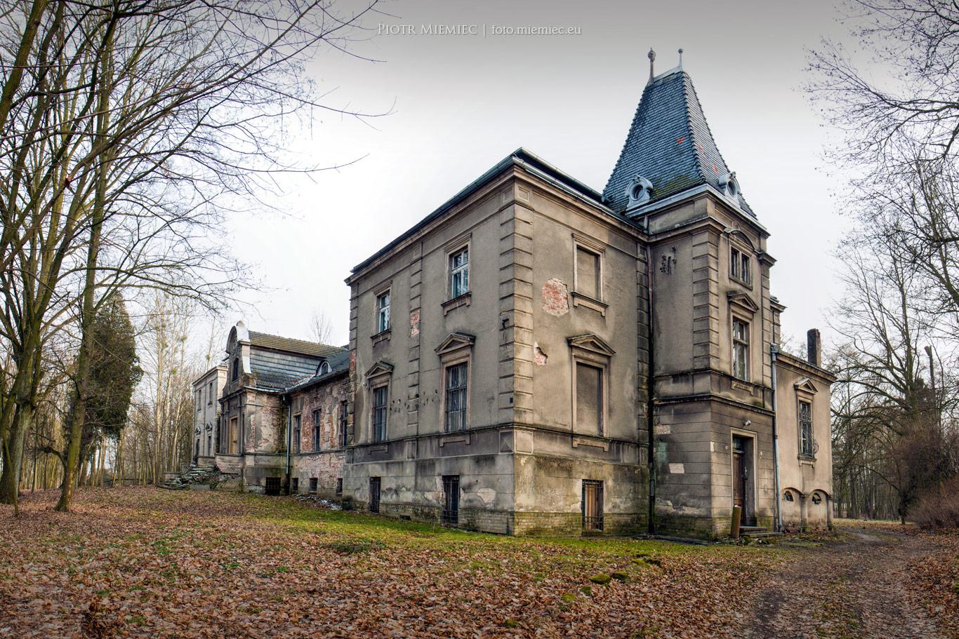 Sieraków Śląski – pałac