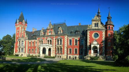 Pałac Pławniowice – lipiec 2009