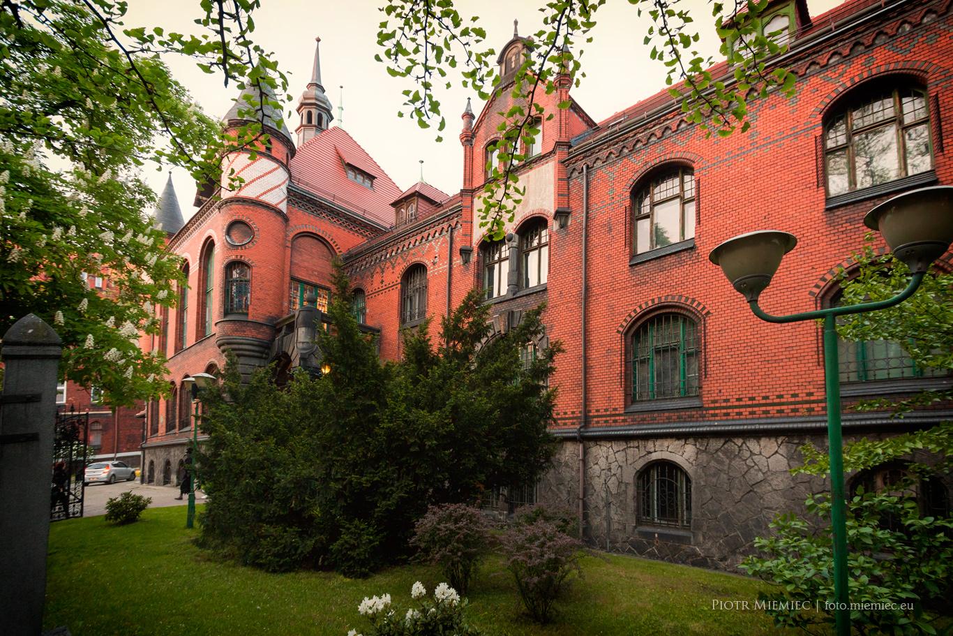 Bytom – Muzeum Górnośląskie