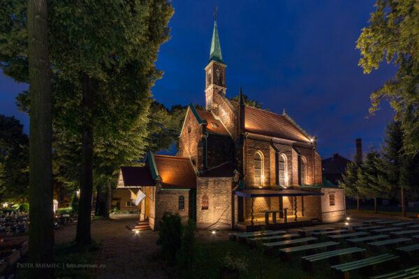 Kościół na wzgórzu św. Małgorzaty w Bytomiu