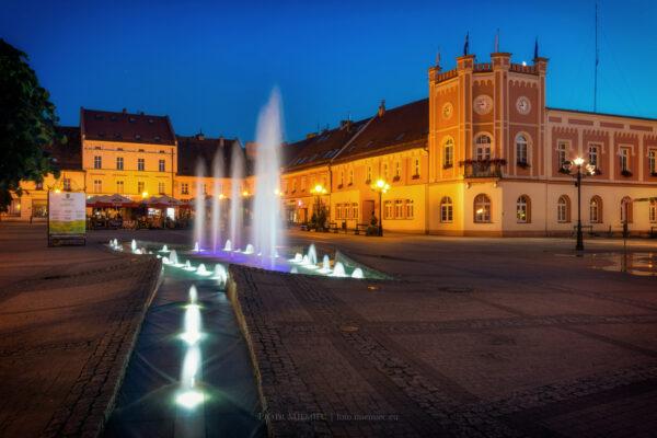 Wieczór w Mikołowie