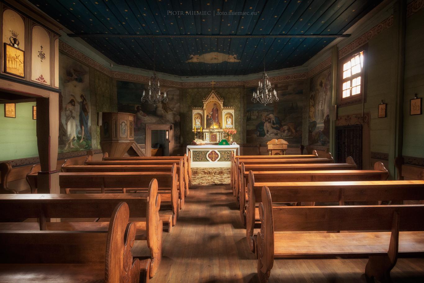 Kościół w Woźnikach