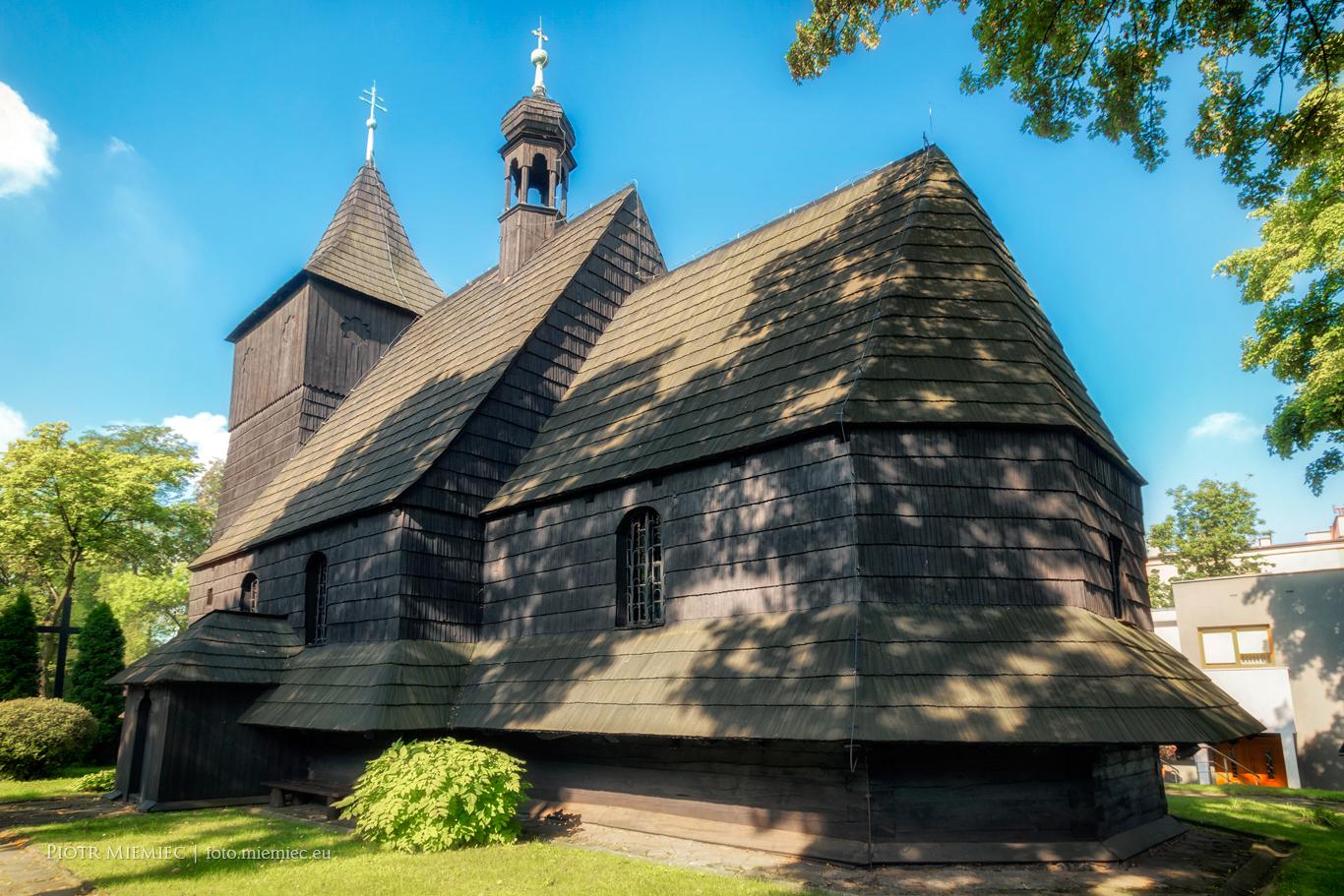 Chorzów – Kościół p.w. Św. Wawrzyńca