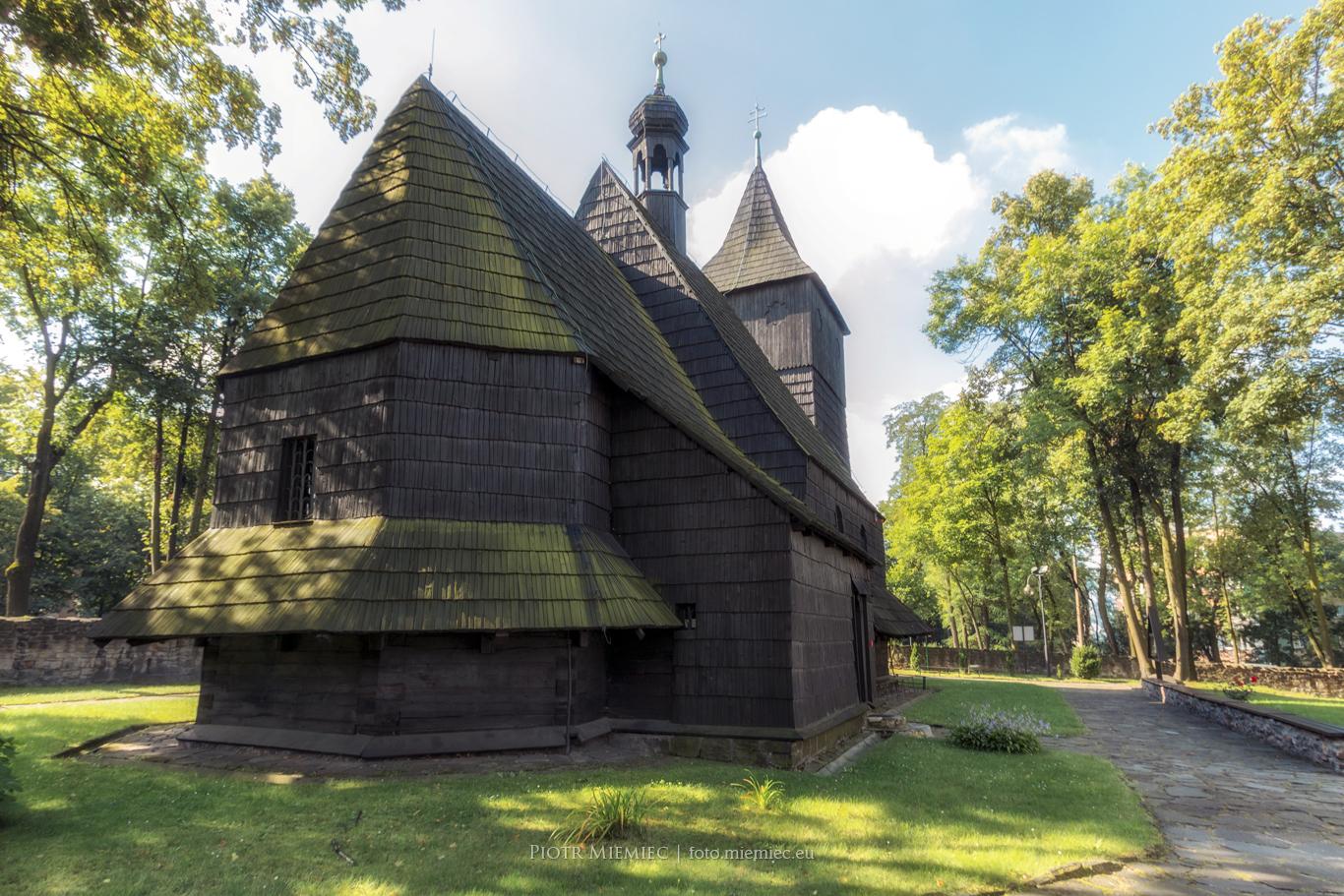 Chorzów kościół 4