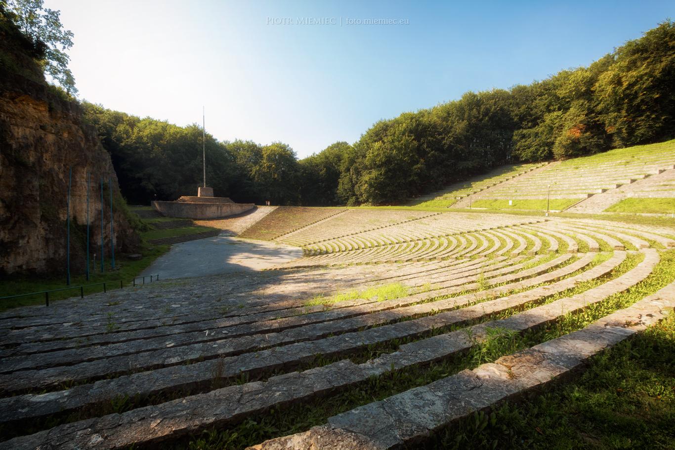 Amfiteatr na Górze św Anny