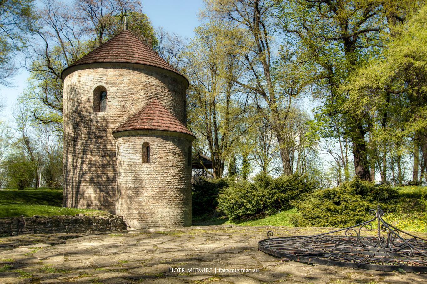 Rotunda romańska pod wezwaniem św. Mikołaja