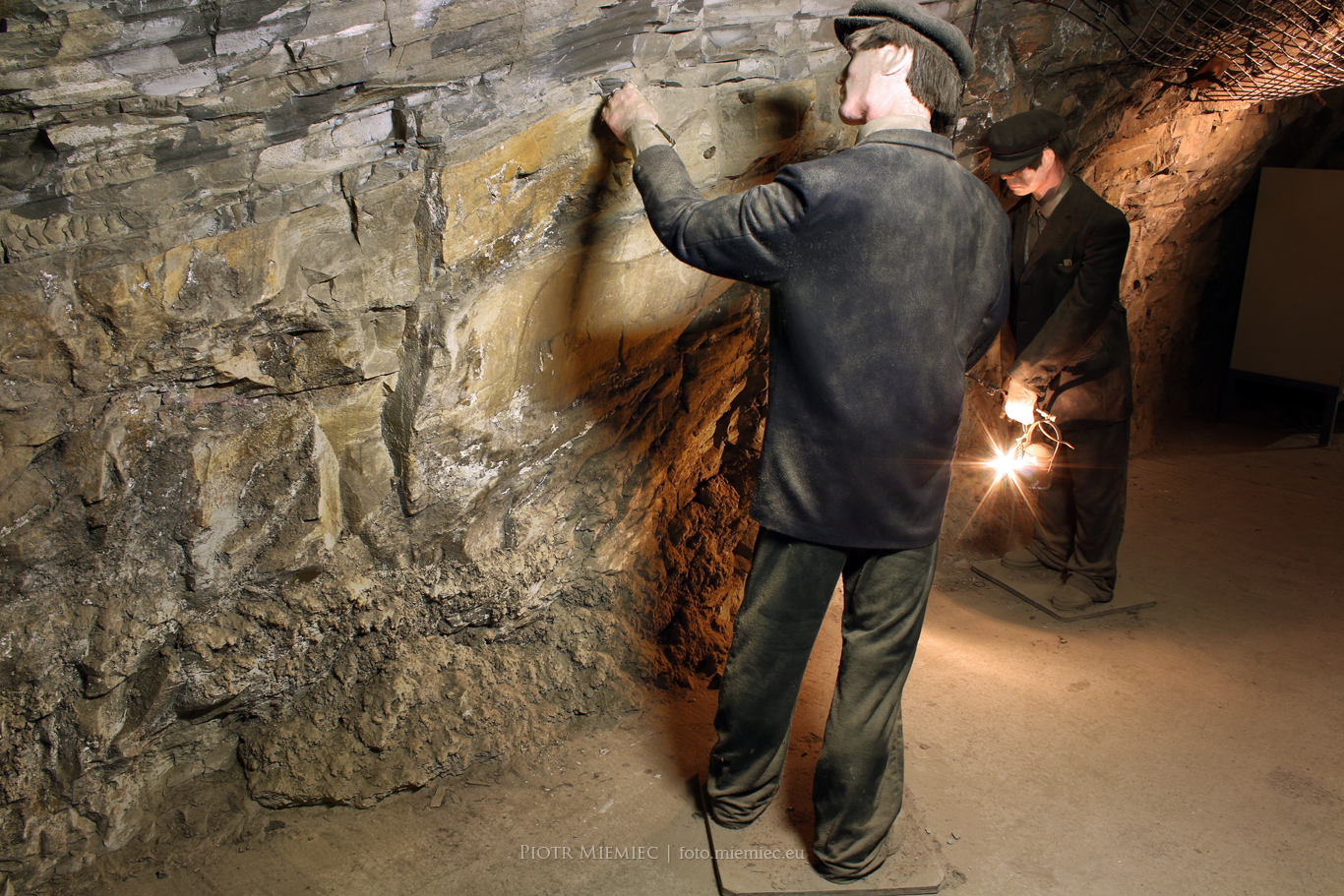 Zabytkowa Kopalnia Węgla Kamiennego Guido