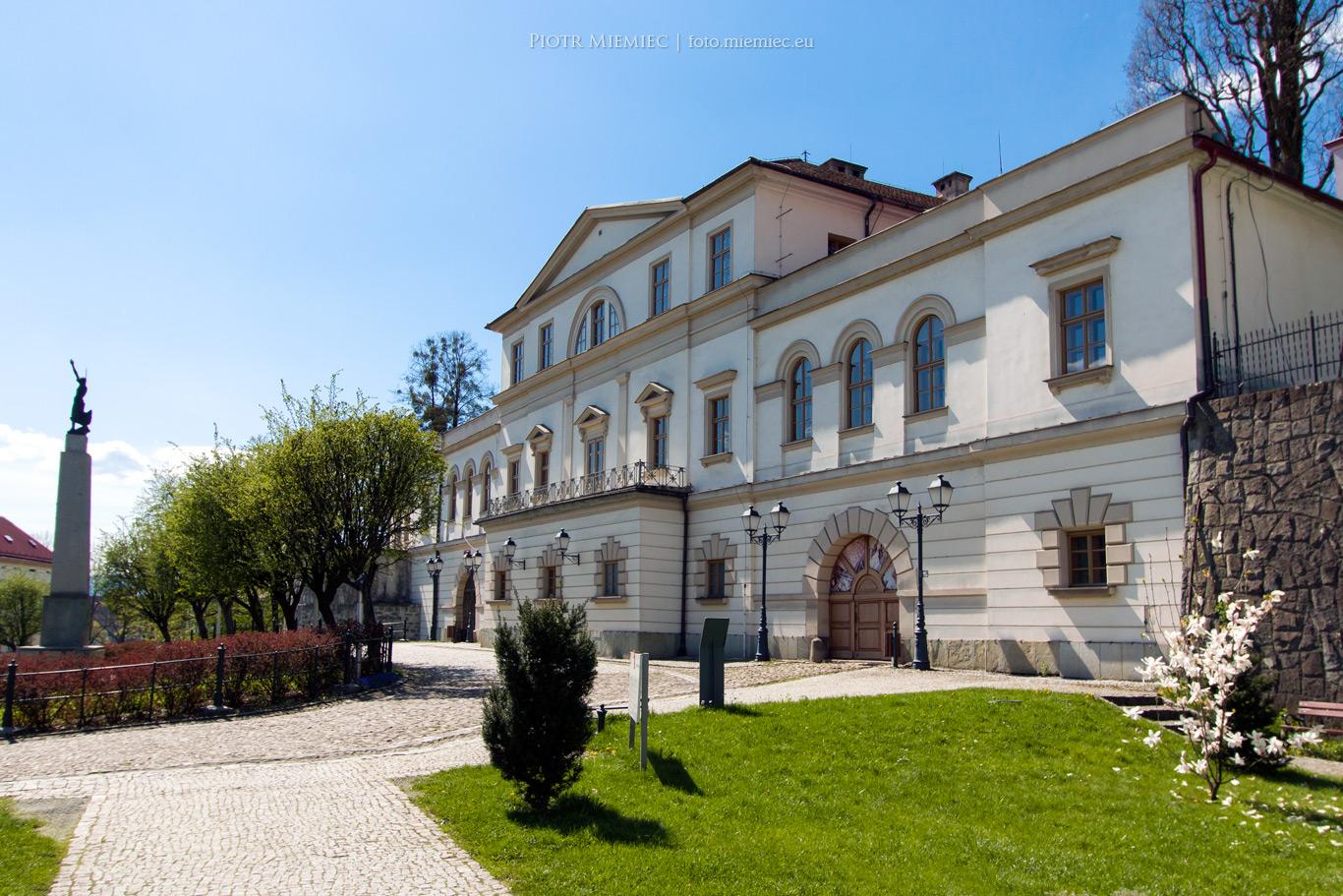 Pałac Myśliwski w Cieszynie
