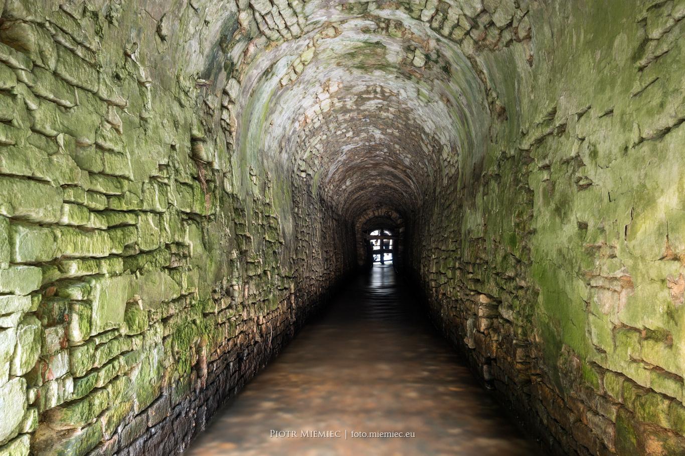 Brama Gwarków Głęboka Sztolnia Fryderyk
