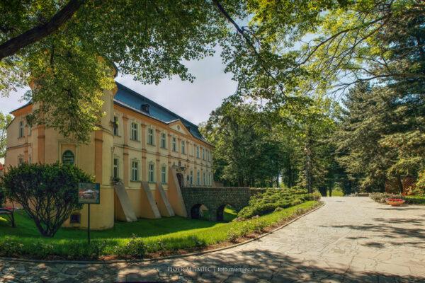 Pałac w Chałupkach – maj 2012