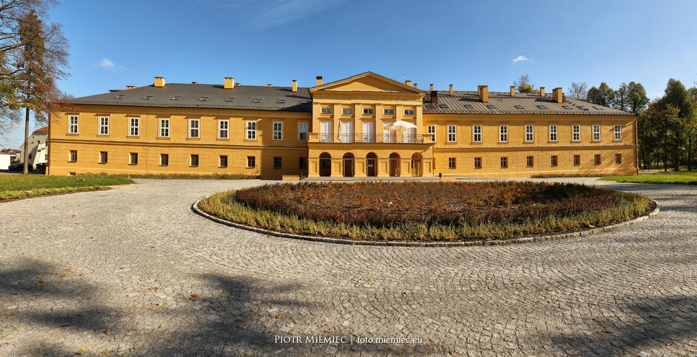 Pałac w Koszęcinie