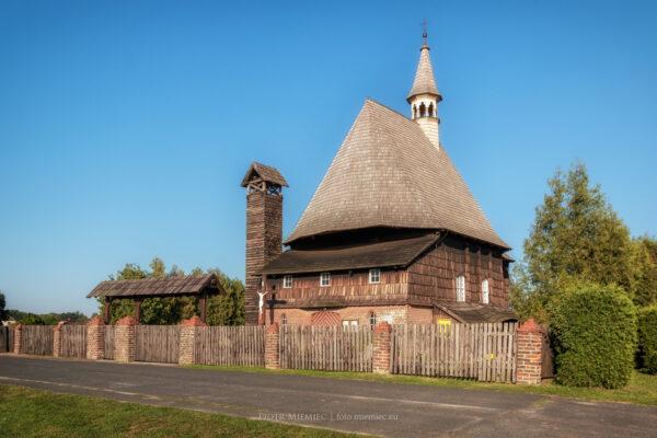 Kościół filialny p.w. św. Barbary w Kolanowicach