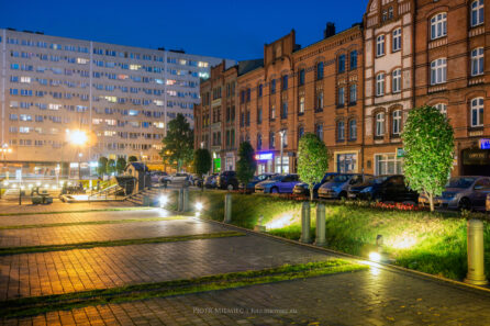 Ruda Śląska – Nowy Bytom