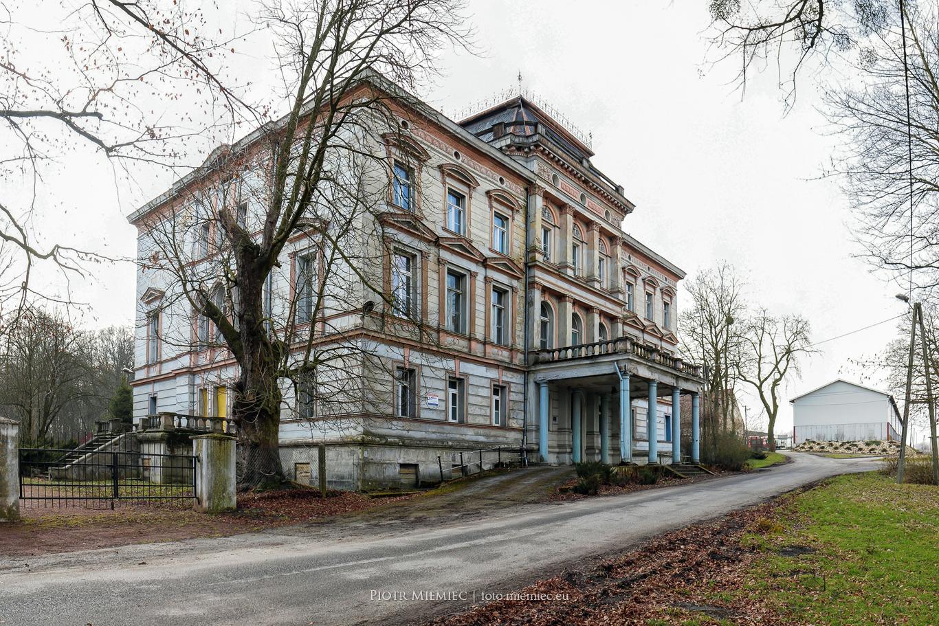 Pałac w Rudzińcu