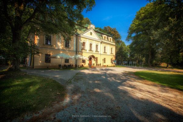 Pałac Rybna – wrzesień 2016