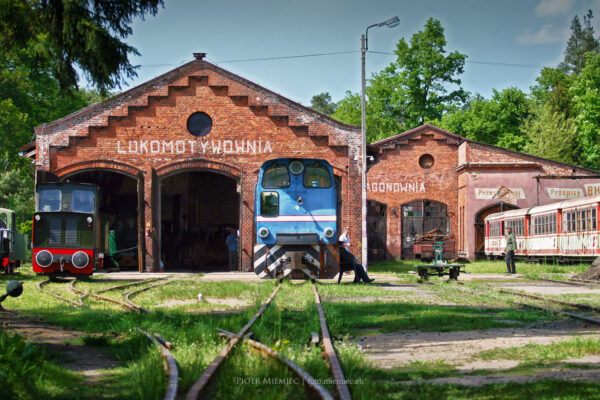 Kolej wąskotorowa z Gliwic do Raciborza