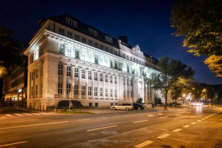Gliwice – Budynek Sądu administracyjnego