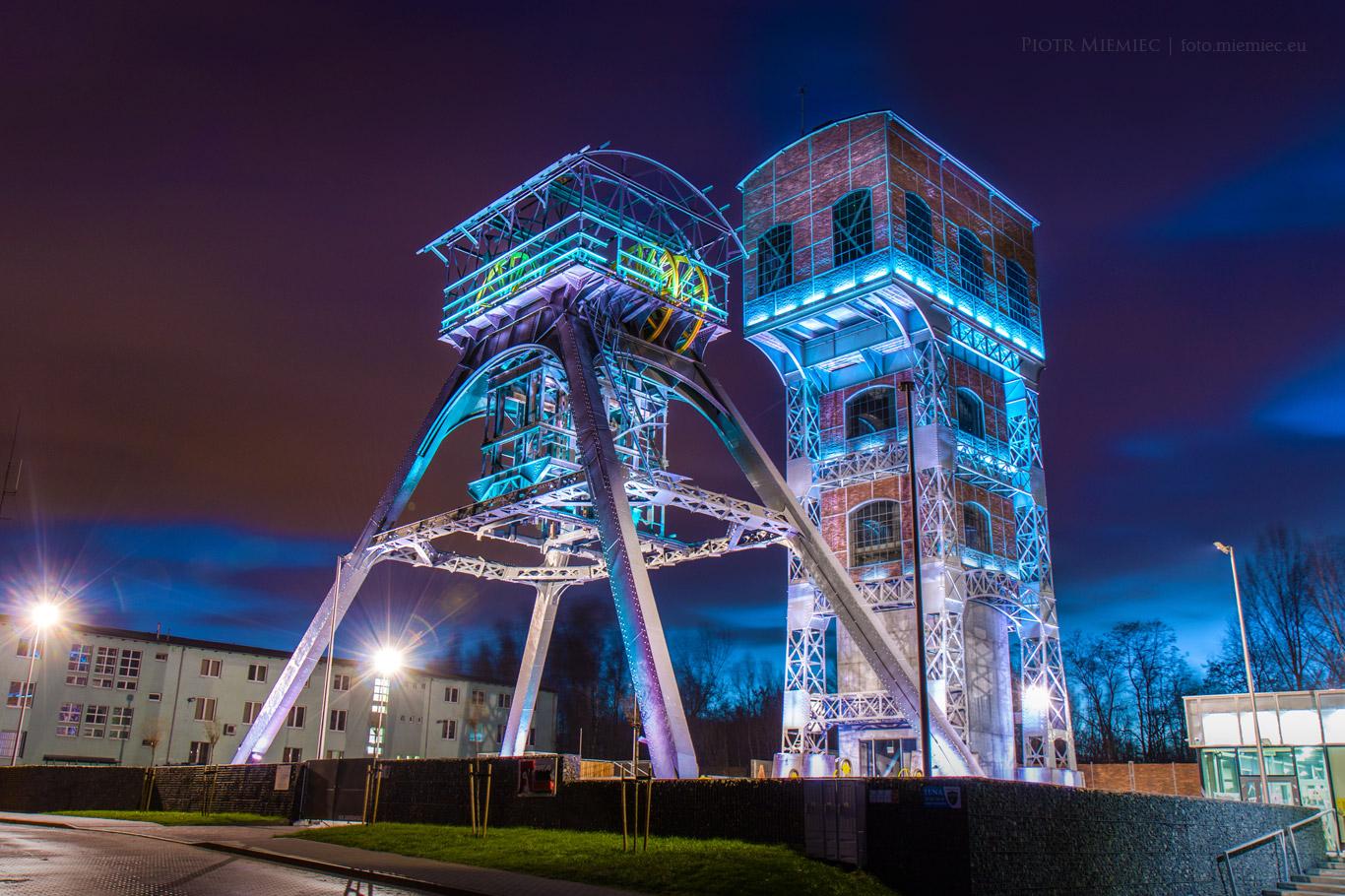 Dwie Wieże w Świętochłowicach