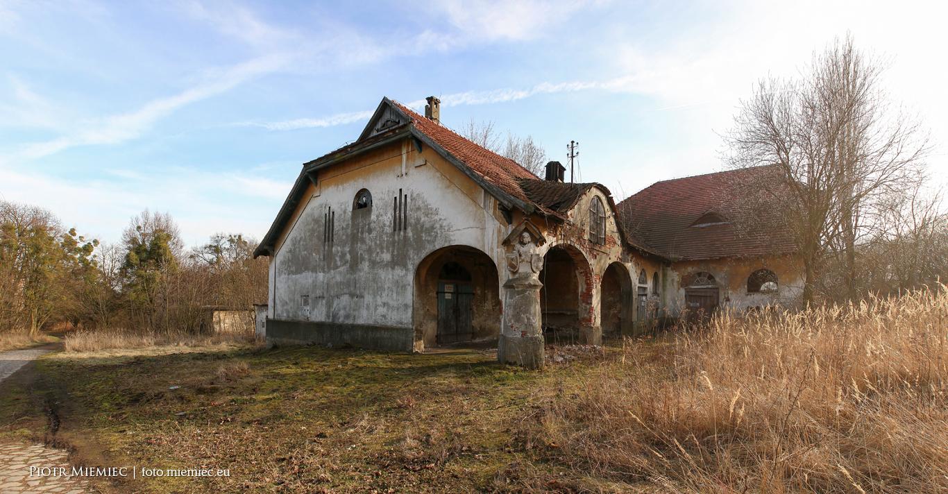 Zabytkowa kuźnia w Strzybniku