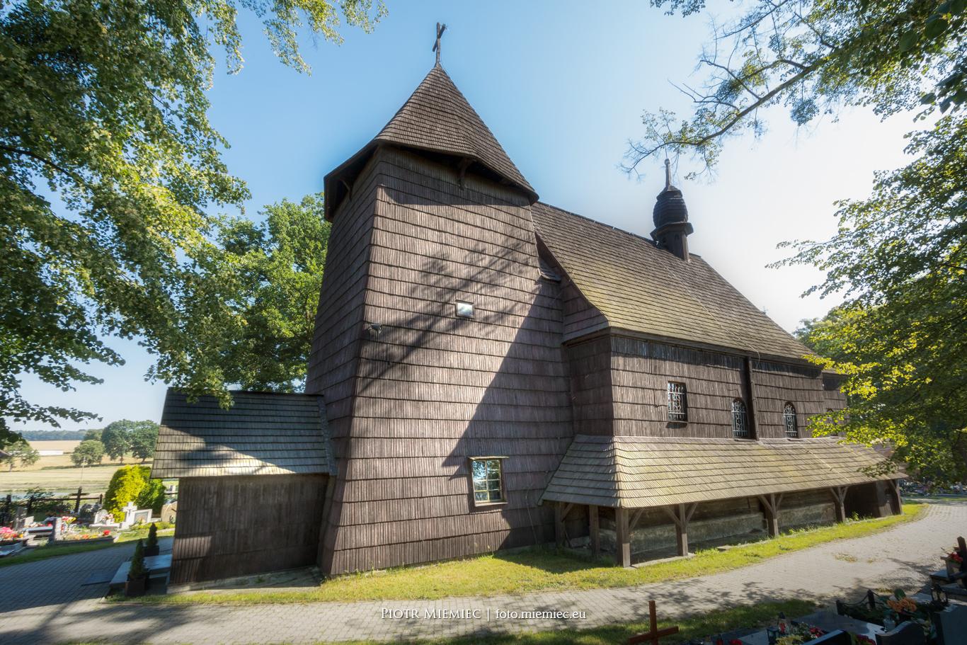 Sierakowice kościół 1