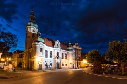 Kościół ewangelicki w Pszczynie