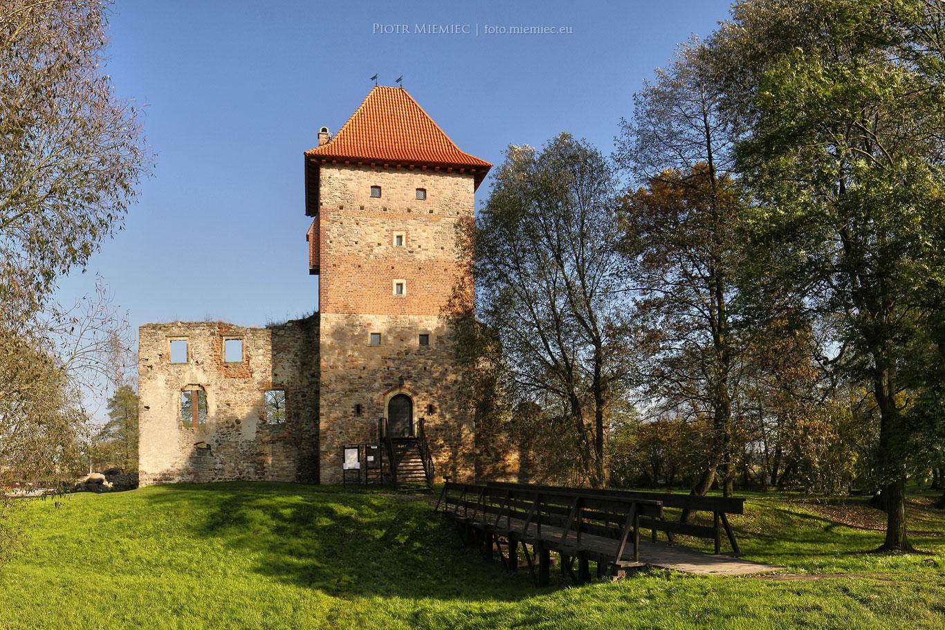 Chudów zamek 1
