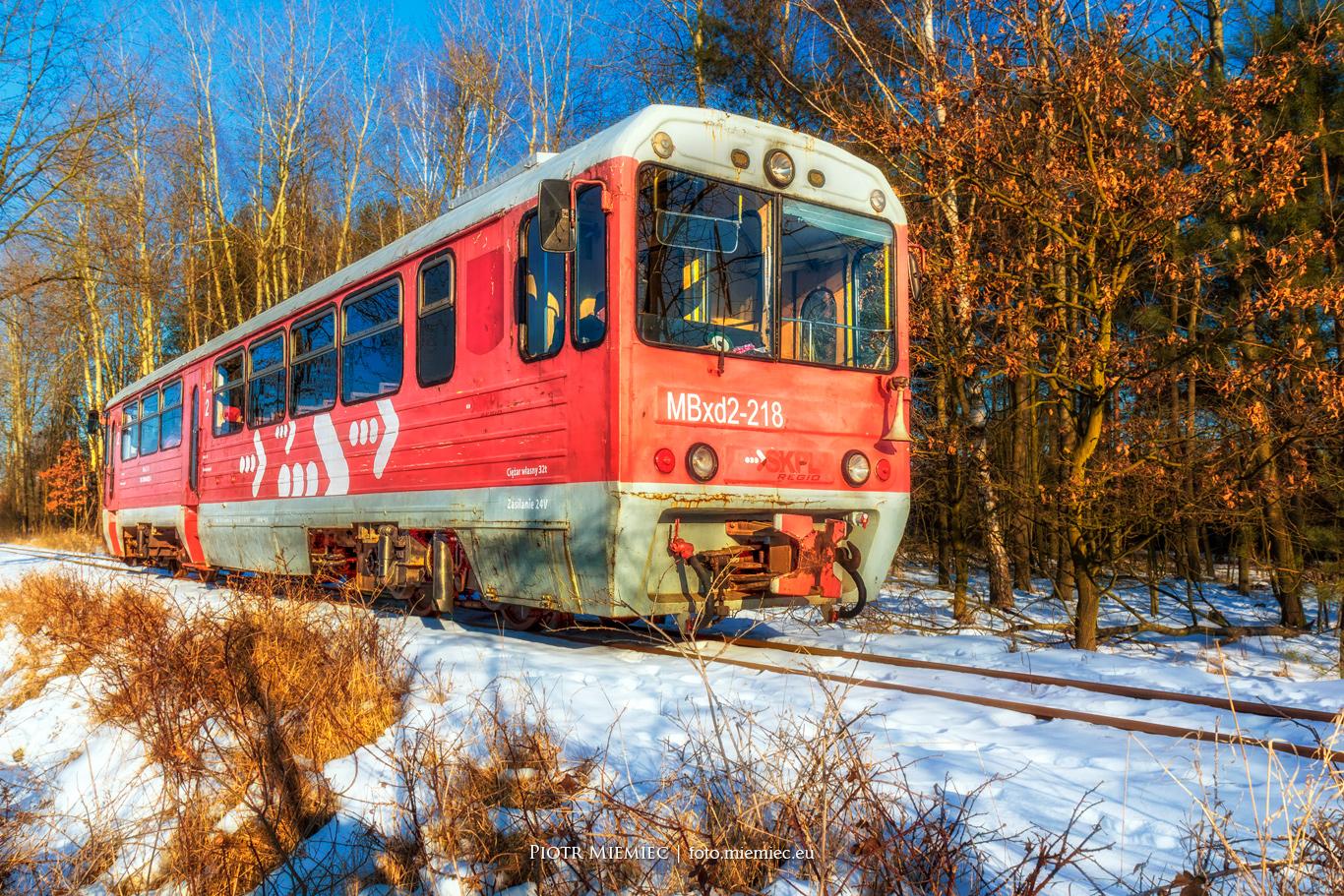 Stanica – Wąskotorówka
