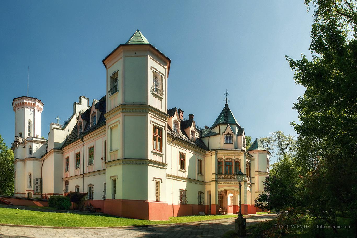 Pałac w Krzyżanowicach