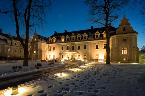 Zamek w Lublińcu