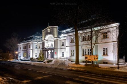 Pałac w Tworogu – styczeń 2017
