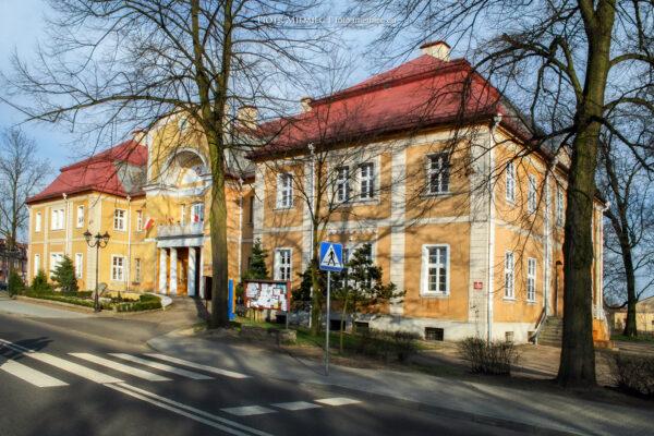 Pałac w Tworogu – kwiecień 2010