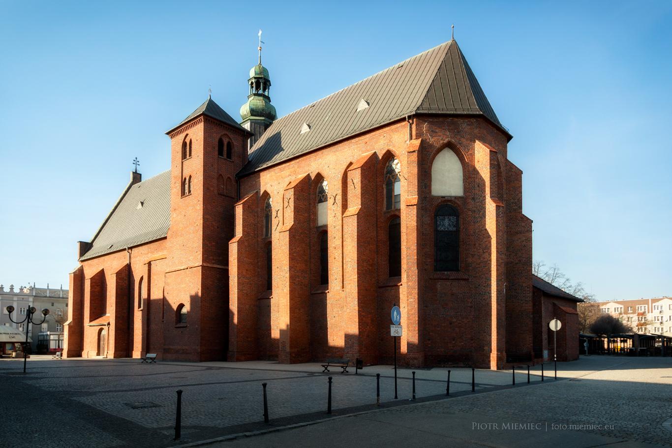 Kościół św. Jakuba w Raciborzu.