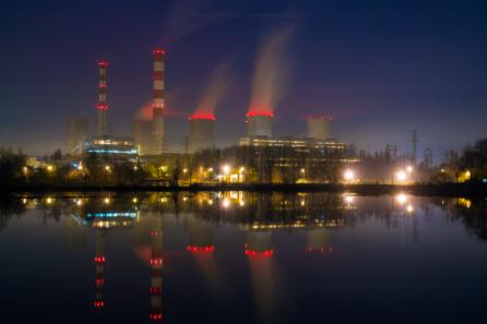 Elektrownia Łaziska – marzec 2017