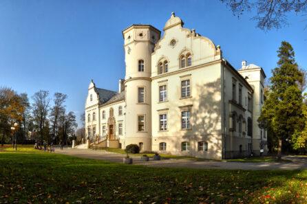 Pałac w Przyszowicach – listopad 2014