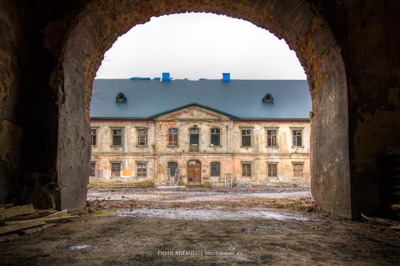 Pałac w Siemianowicach Śląskich