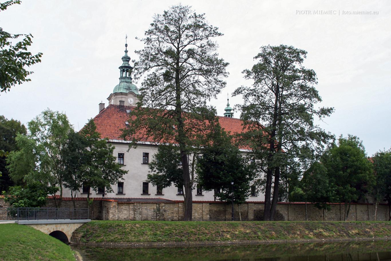 Jemielnica Zespół klasztoru cystersów