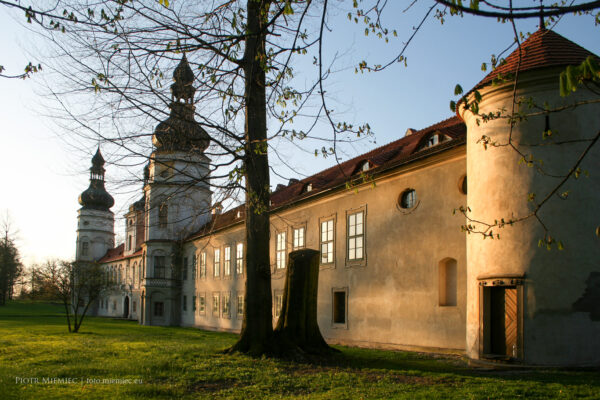 Pałac w Żyrowej – maj 2010