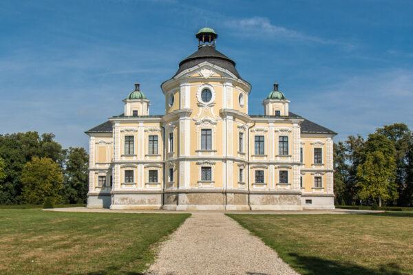 Pałac Kravaře – wrzesień 2015