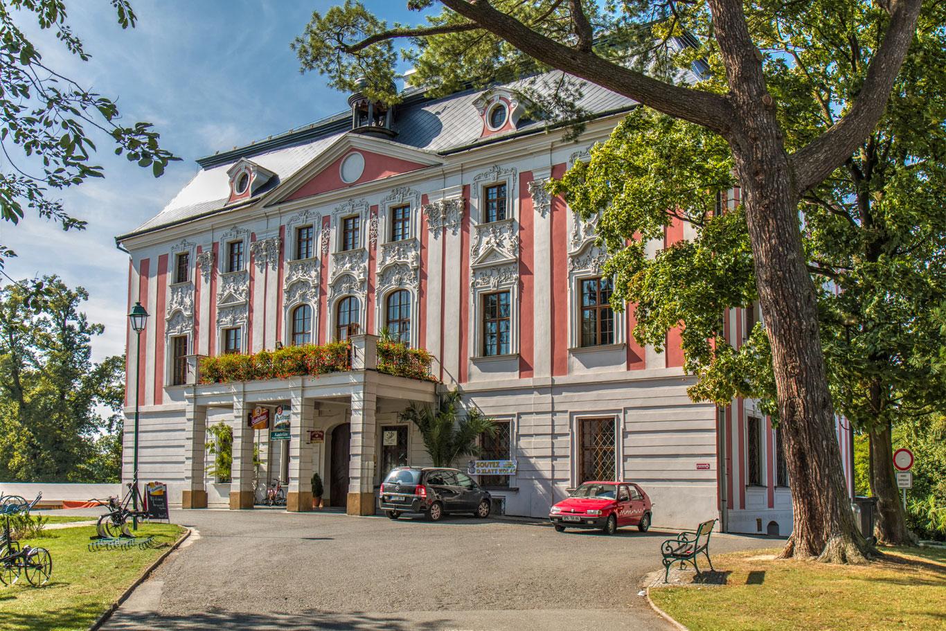 Pałac Velke Hostice
