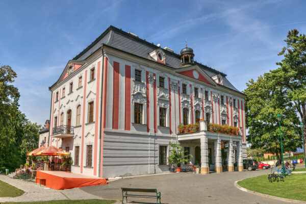 Pałac Velké Hoštice