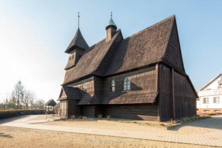 Kościół pw. Trójcy Przenajświętszej w Palowicach